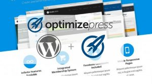 OptimizePress – Solução completa de Marketing Digital para WordPress