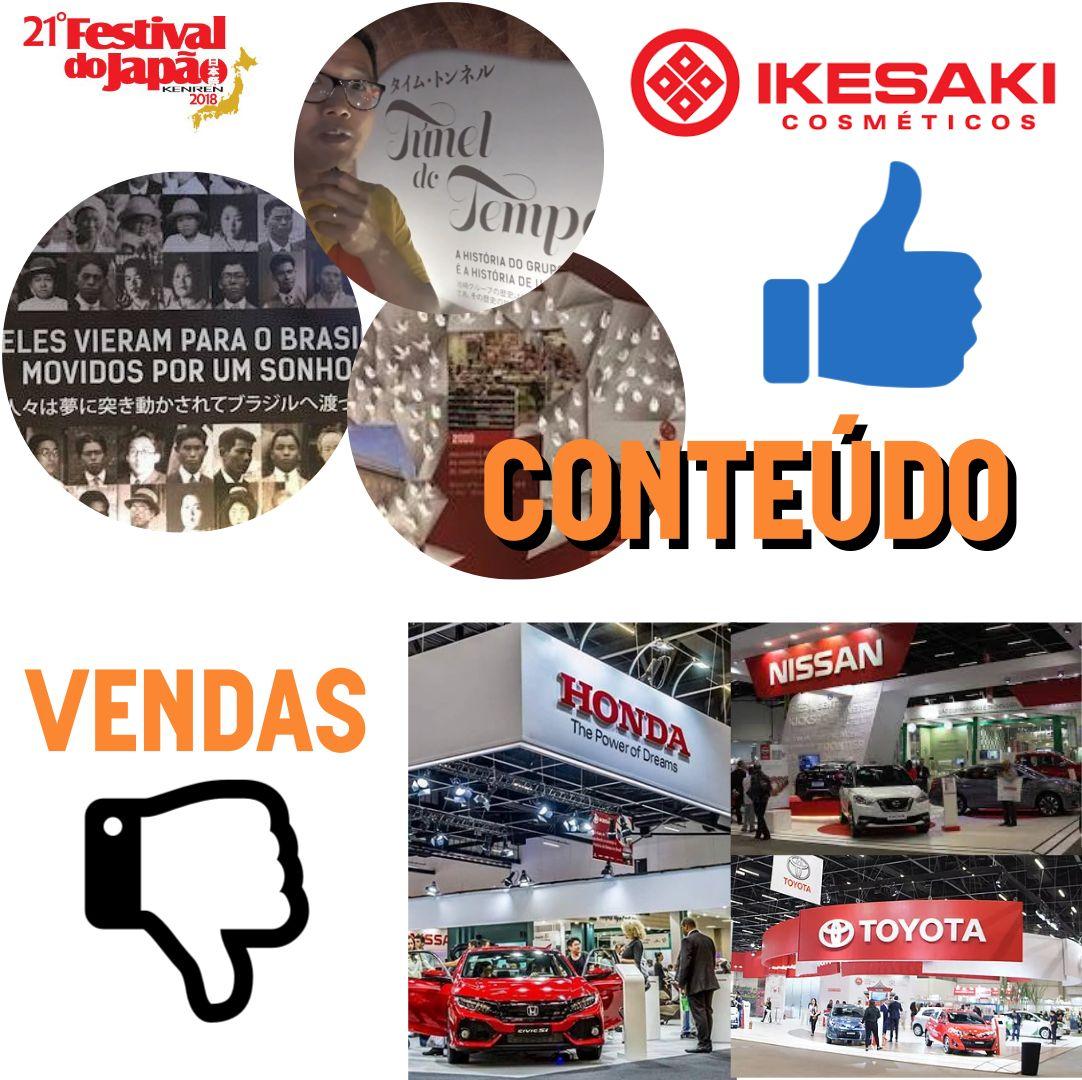 Marketing de Conteúdo em eventos – Festival do Japão 2018