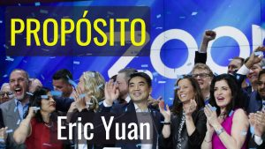 Read more about the article Eric Yuan – Fundador da Zoom Video