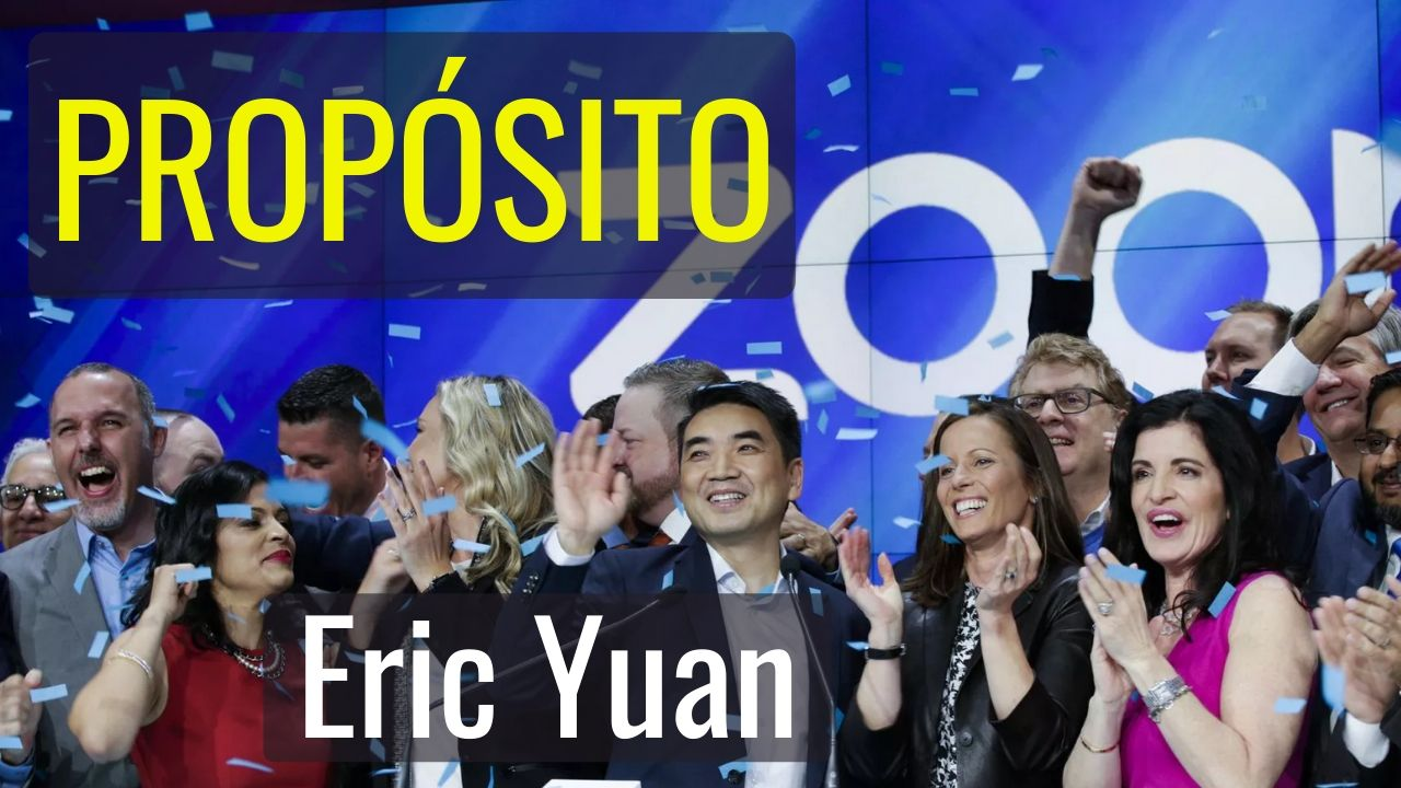 Eric Yuan – Fundador da Zoom Video