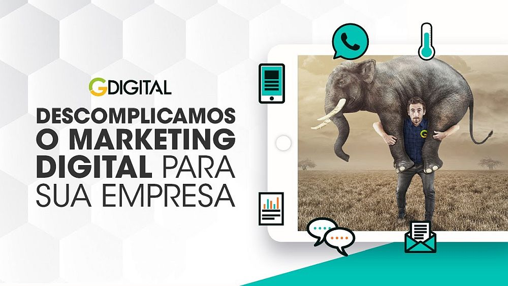 GDigital – Automação de Vendas e Marketing Digital