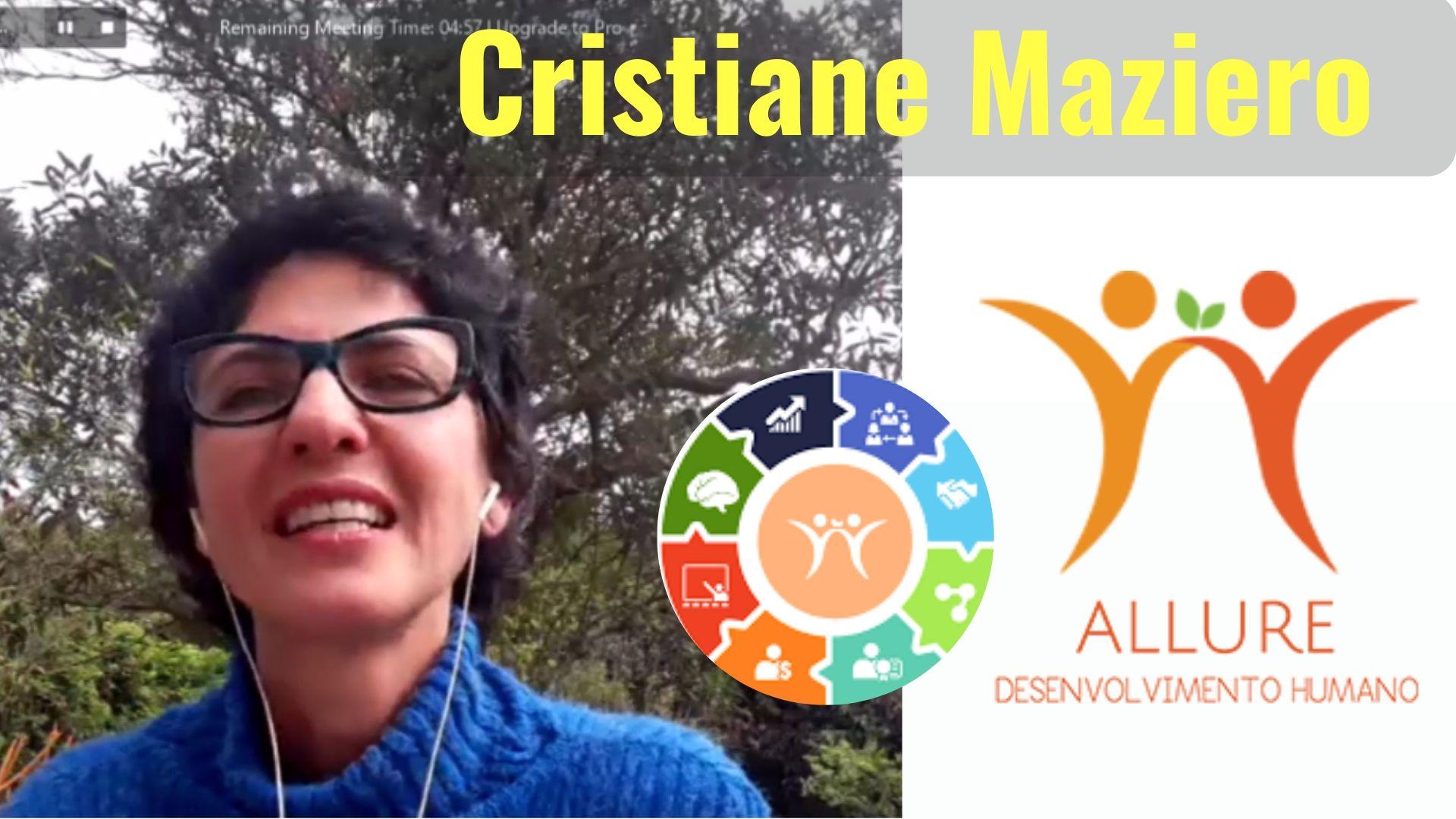 Allure Desenvolvimento Humano – Cristiane Maziero