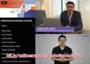 Read more about the article Curso de Empreendedorismo Digital – Instituto Êxito