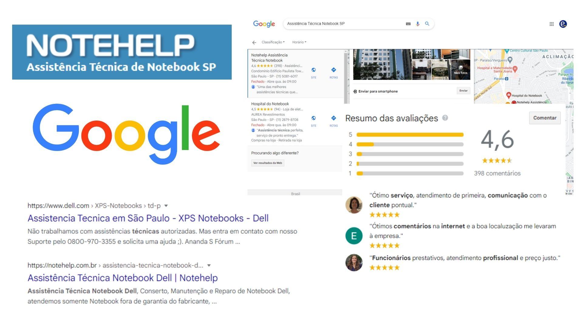You are currently viewing Assistência Técnica Notebook SP – Criatividade para SEO Local