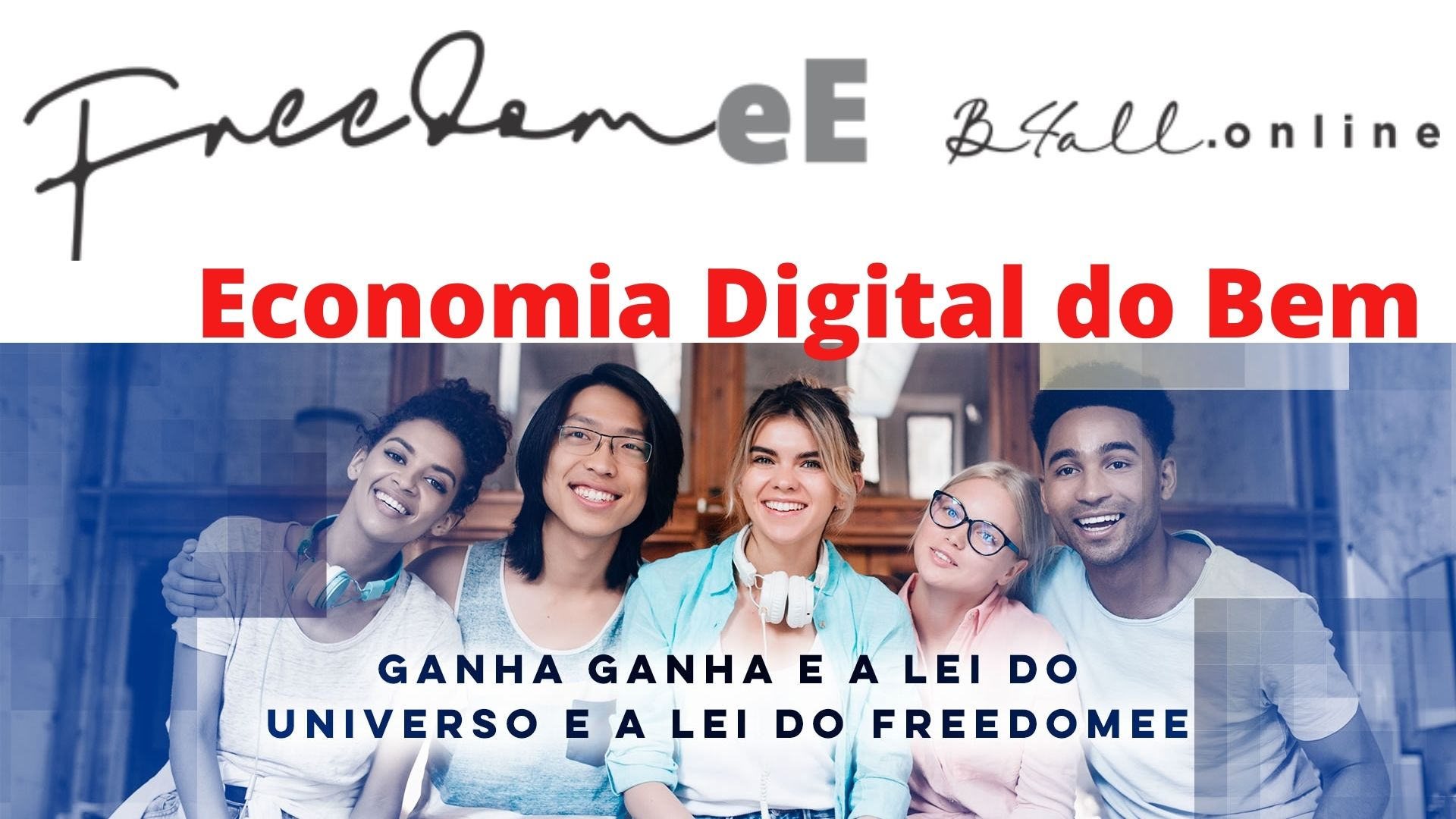 You are currently viewing FreeDomeE – Economia Digital do Bem