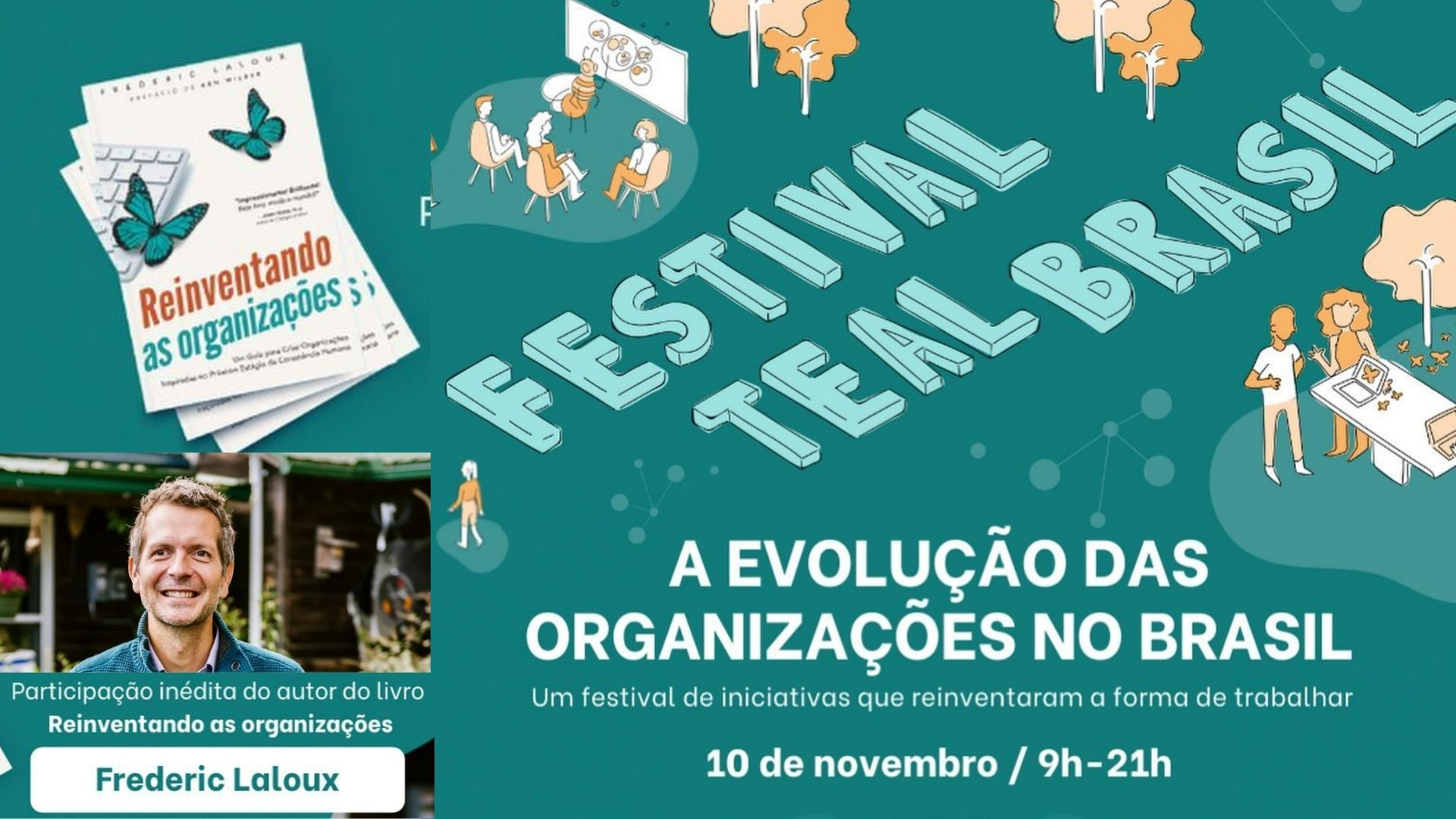 You are currently viewing Festival Teal Brasil 2021